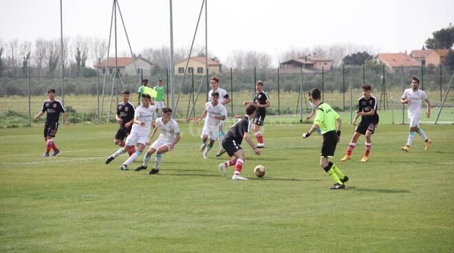 Primavera del Grosseto vs Olbia 2-1