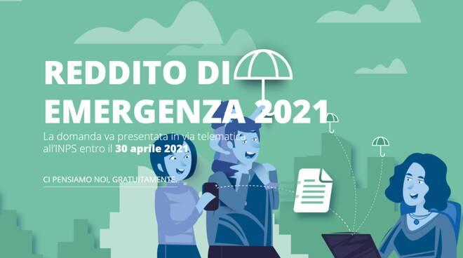 reddito di emergenza acli 2021