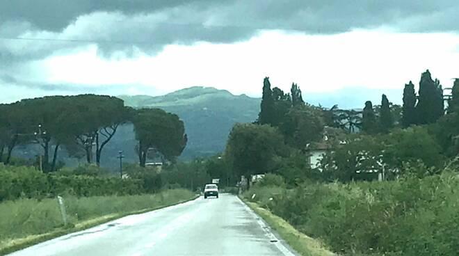 strada Castellaccia