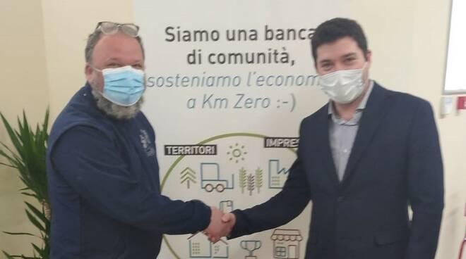 Vincenzo Lucchini e Marco Guerrini
