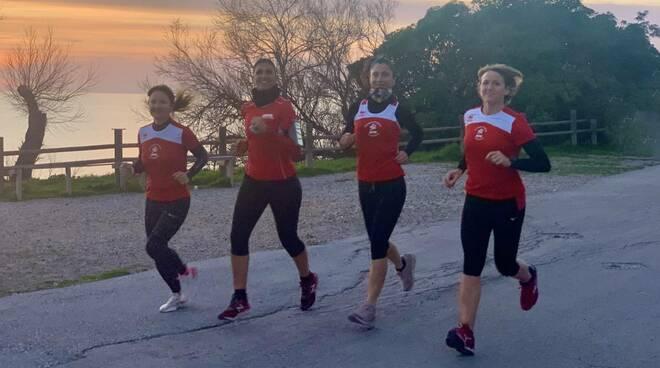 Virtual Run del Gruppo Podisti Avis Piombino