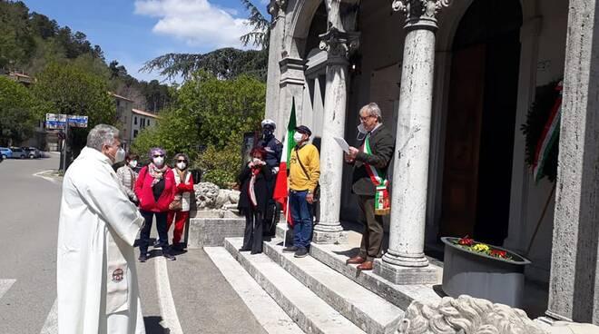 25 aprile Amiata Castell'Azzara Liberazione