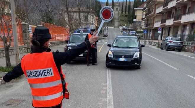 carabinieri Amiata Arcidosso