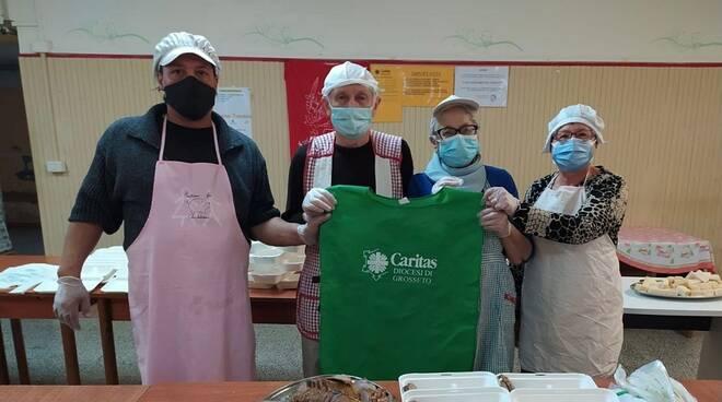 caritas volontari pasqua