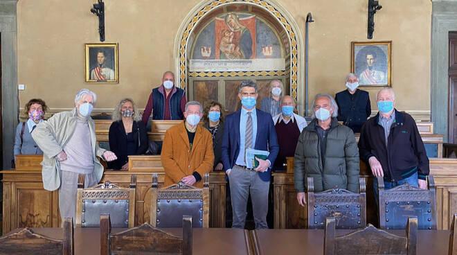 Consiglio Unione Veterani Piombino