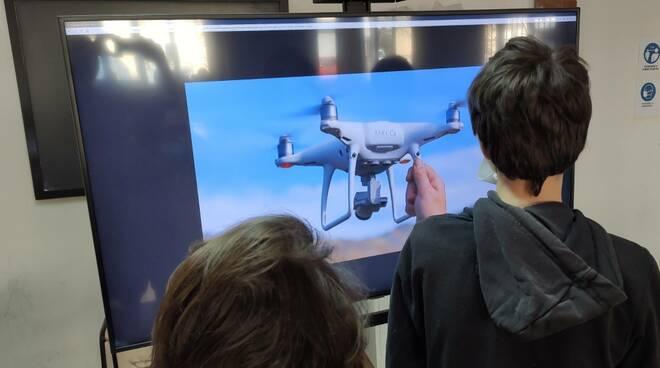corso drone bianciardi