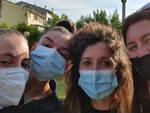 Cus Albinia - Zago, Tafani, Torino, Fiori