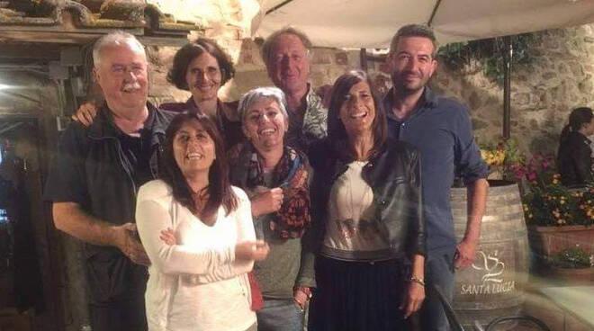 Daniele Giannini e il suo staff