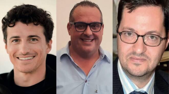 Francesco Grassi, Rinaldo Carlicchi, Francesco Giorgi