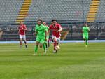 Grosseto-Giana Erminio 1-1 in rimonta