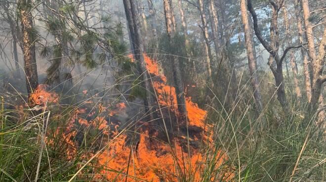 incendio 9 aprile