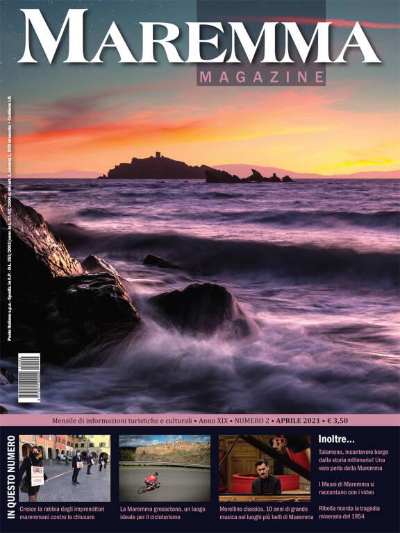 maremma magazine aprile 2021