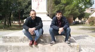 Francesco Turbanti e Niccolò Falsetti