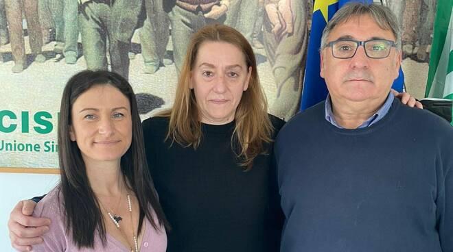 Marina Sembiante, Katiuscia Biliotti, Fabio Carruale