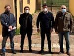 Mauro Papa, Giovanni Tombari, Luca Agresti, Alessandro Capitani