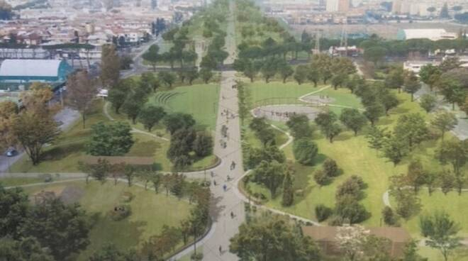Nuovo parco del Diversivo 2021