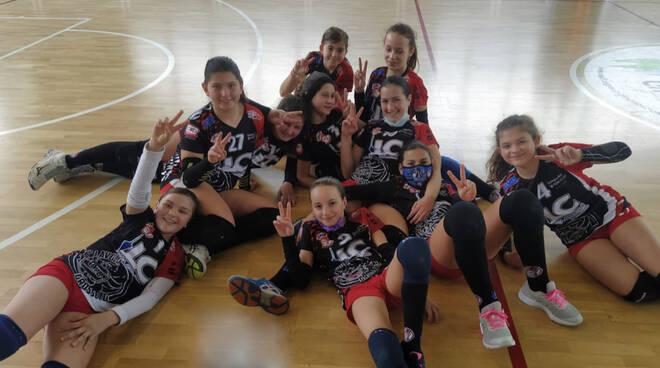 Pallavolo Grosseto - Under 13 Nera
