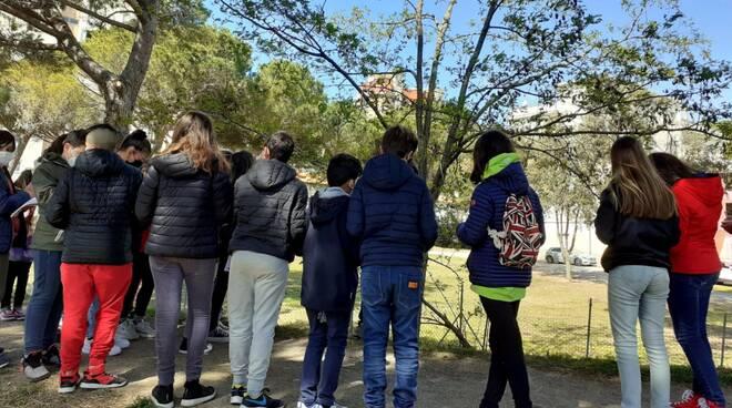 progetto aria scuola pacioli 2021