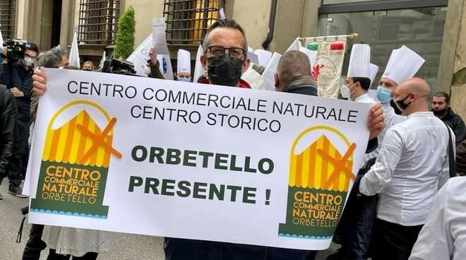 protesta firenze aprile 2021
