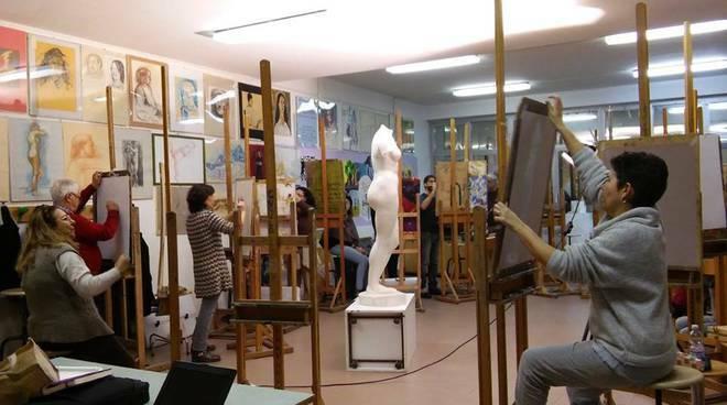 sala disegno liceo artistico