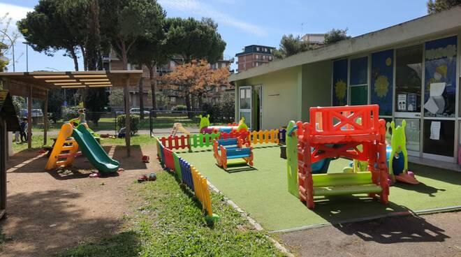 scuola materna via Marche follonica
