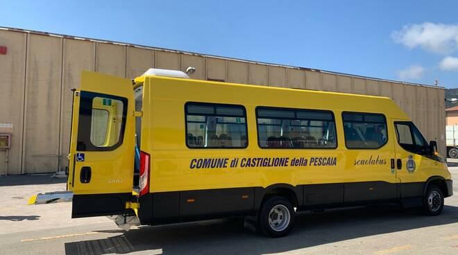 scuolabus castiglione