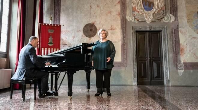 Stefano Romani e Ida Maria Turri