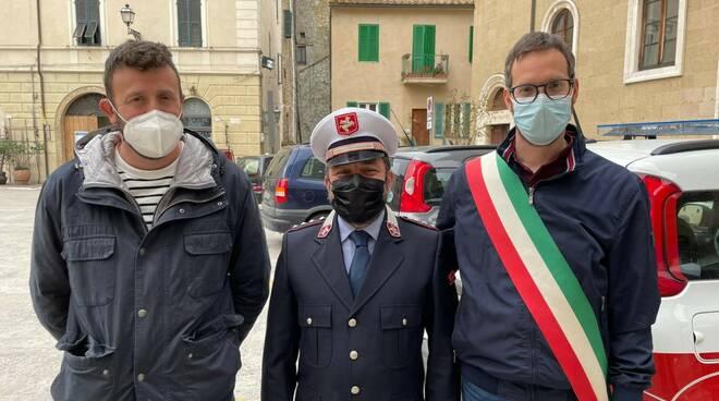 Alessio Celata, Roberto Cerulli e Giovanni Gentili
