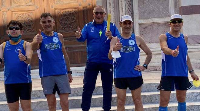 Atletica Follonica a Run4Hope