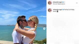 Chiara ferragni Fedez - Instagram 2021