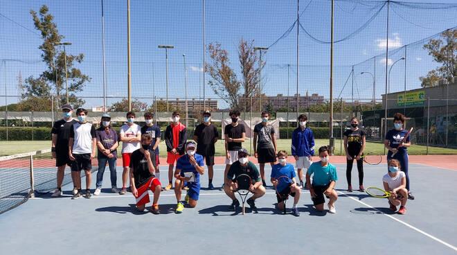 Circoli di tennis Uisp Grosseto e Follonica