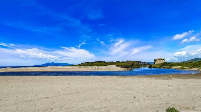 dietro il lago di burano foto del giorno lorenzo romani