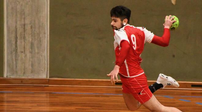 Grosseto Handball maggio 2021 - serie BM