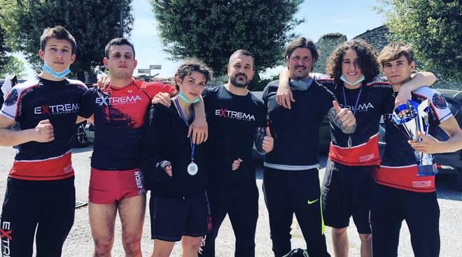 Extrema Fighting Club - Niccolai, Pazzaglia, Tonini, Dinelli
