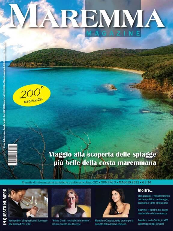 maremma magazine maggio 2021
