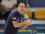 Matteo Ingratta coach Novara Volley