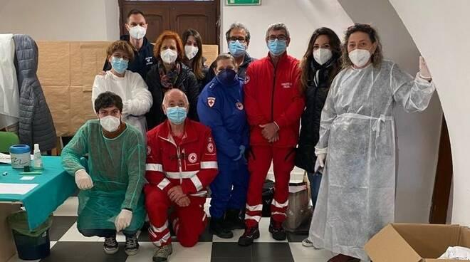 medici medicina generale Mario Demurtas, Paola Ianiello, Giulia Marini, Monica Paffetti e Fabrizia Spano