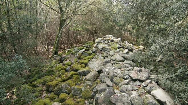 mura preistoriche Monte Leoni