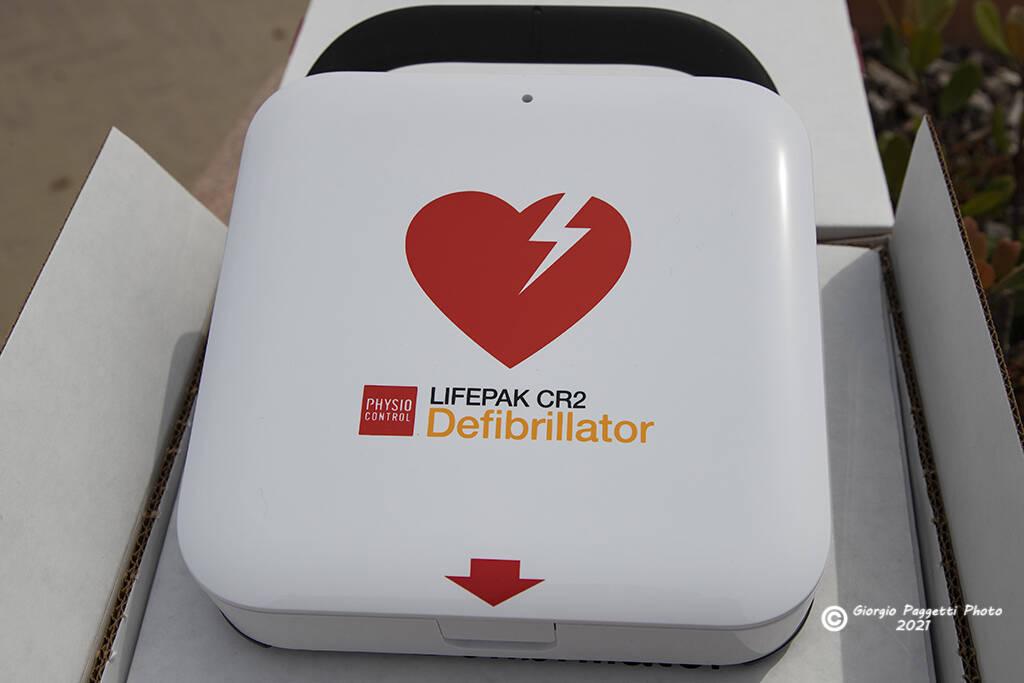Nuovo defibrillatore