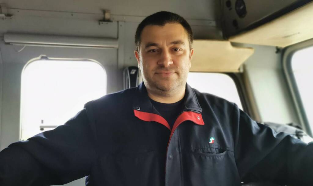 Pierpaolo Ceccherini è stato eletto nuovo segretario della Filt Cgil