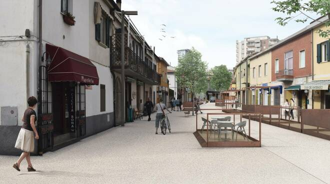 Progetto Senzuno 2021 (rendering)