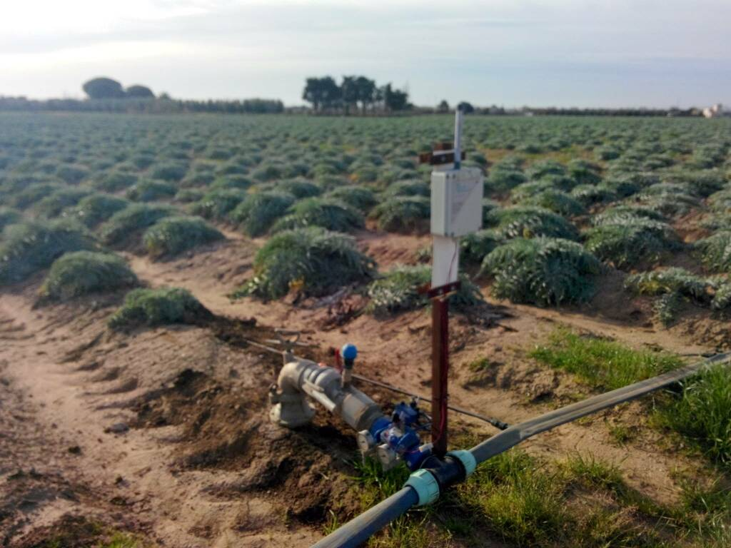Rewat 2021 - Impianto irrigazione