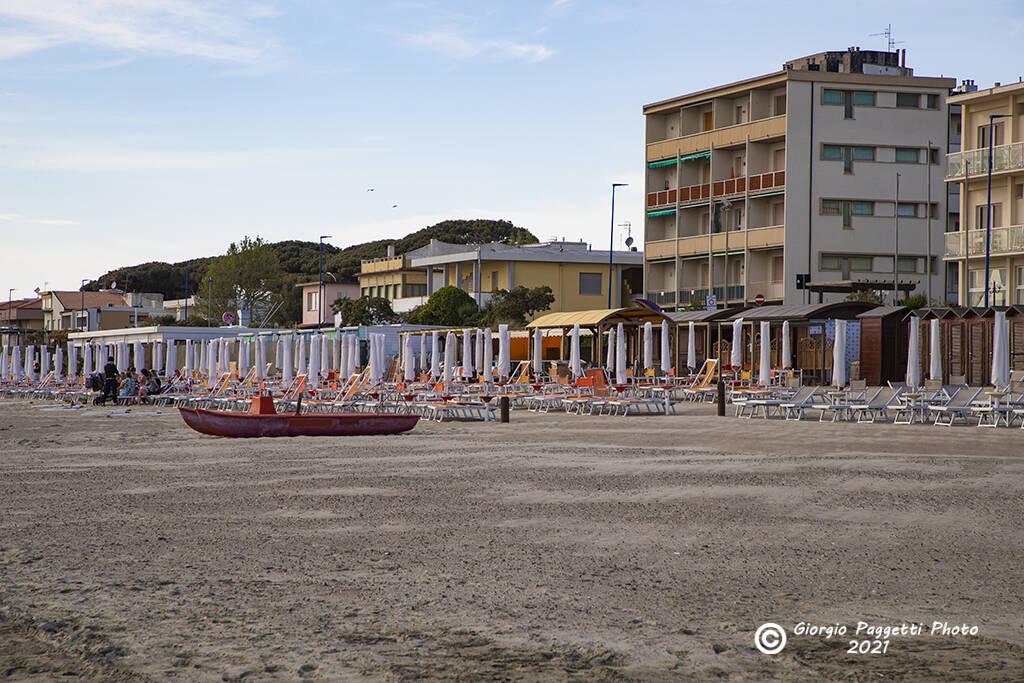 Spiagge e mare Follonica