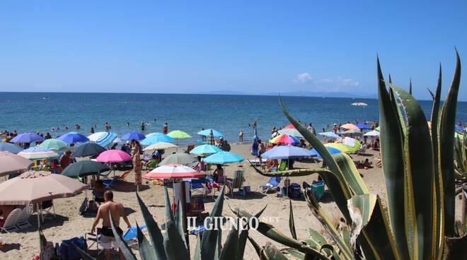 Spiaggia Follonica Estate