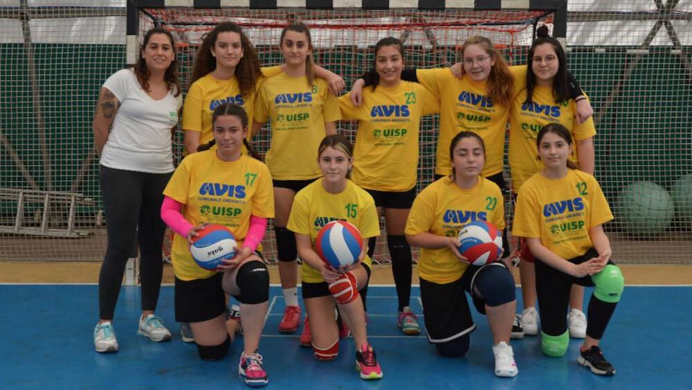 Uisp Volley Under 14