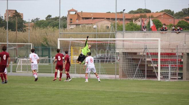 Under 17 del Grosseto battuti dal Pontedera