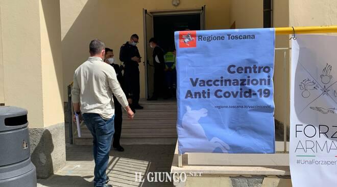 Vaccinazione di massa - isola Covid free 2021