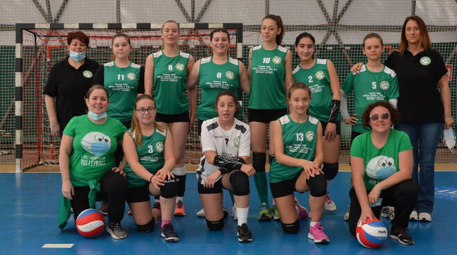 Virtus Maremma Volley Under 14
