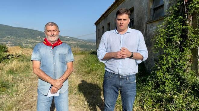 Alessandro Giannetti e Giacomo Termine