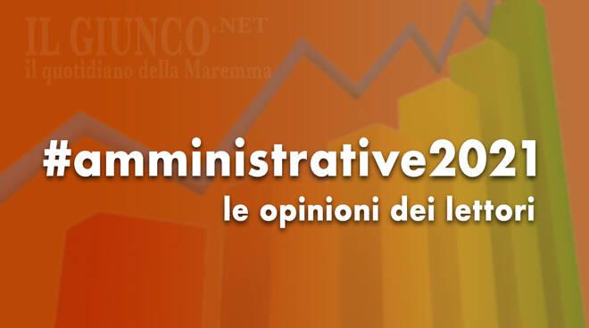 #amministrative2021 - sondaggio